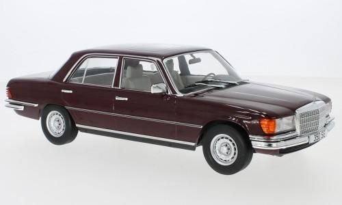 MCG Mercedes S-Klasse (W116) (1972) dunkelrot (18183)