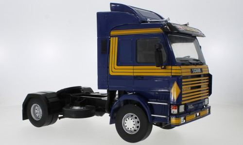 "MCG Scania 143 Topline Zugmaschine (1987) ""ASG"" (18238)"