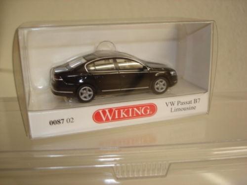 VW Passat B7 Limousine, schwarz (008702)