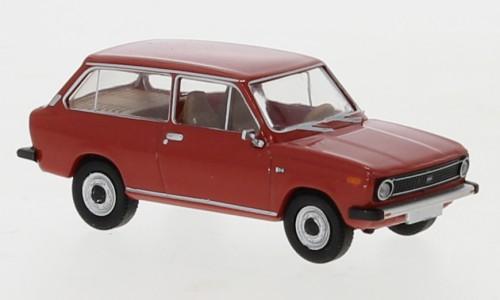 Brekina: DAF 66 Kombi (1972) rot (27676)