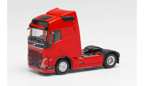 Herpa Volvo FH Gl 2020 Max. Ausstattung Zgm. rot (313612)
