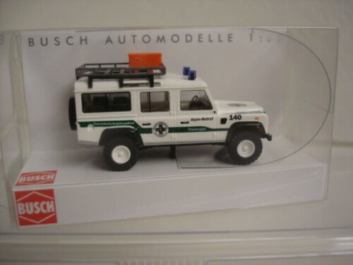 "Land Rover Defender Nr. 12 ""Alpin-Notruf Triestingtal"" (50391),"