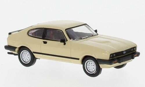 Brekina Ford Capri MKIII (1981) beige (19553)