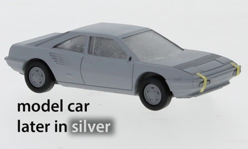 PCX87 Ferrari Mondial (1980) silber (870141)