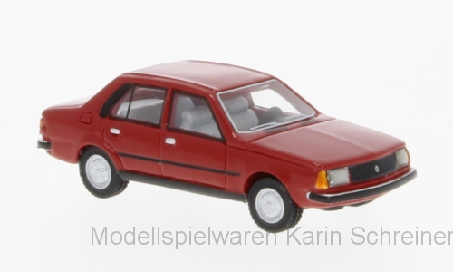 Renault 18, rot in PC (87515)