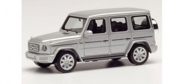 Herpa Mercedes G-Klasse silbermetallic (430623-002)