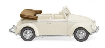 Wiking VW Käfer 1200 Cabrio perlweiß (079405)