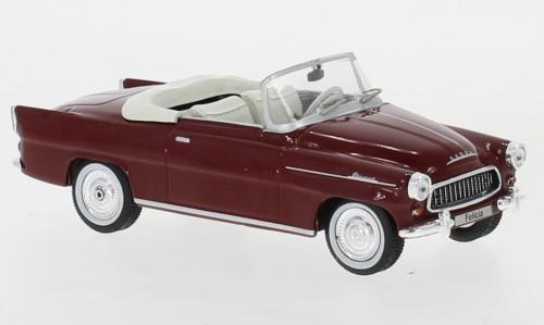 IXO Skoda Felicia Roadster (1959), dunkelrot (CLC388)