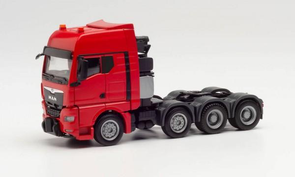 Herpa MAN TGX GX Schwerlastzugmaschine rot (313520)