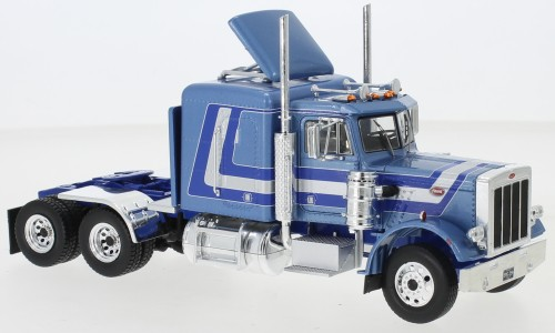 IXO Peterbilt 359 Zugmaschine (1973) blau (TR105)