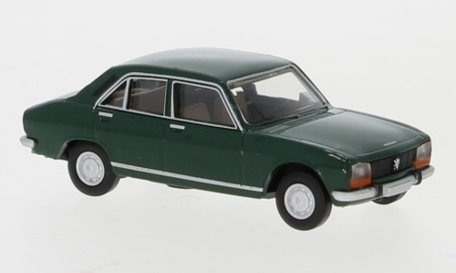 Brekina Peugeot 504 (1961) dunkelgrün (29118)