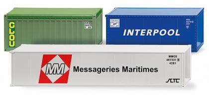 """Zubehörpackung """"Container II"""" (001824)"""