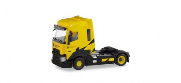 """Herpa Renault T Zugmaschine 4×2 """"Renault Sport Racing"""" (311205)"""