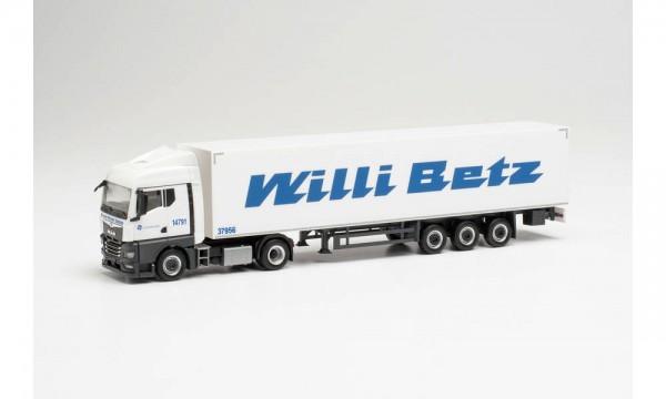 """Herpa: MAN TGX GM Koffer-Sattelzug """"Willi Betz"""" (313544)"""