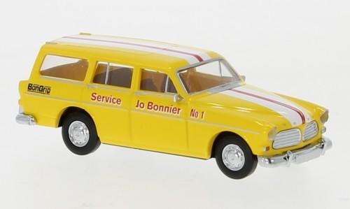 """Brekina Volvo Amazon Kombi """"Jo Bonnier"""" (29261)"""