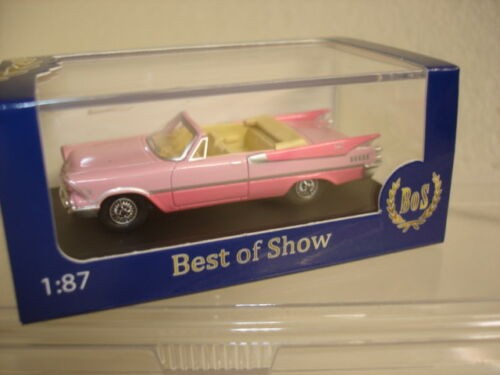 Dodge Custom Royal Lancer Cabrio, rosa in PC (87060),