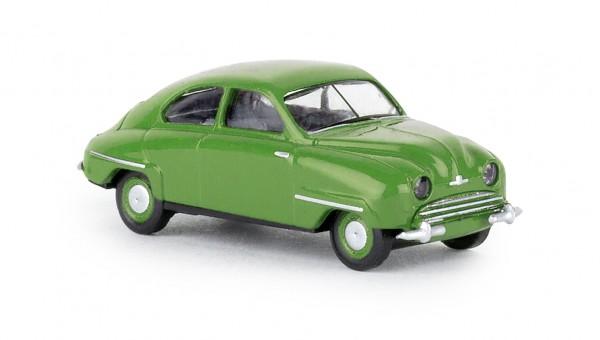Brekina Saab 92 grün (28603)