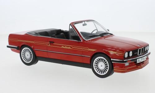 MCG BMW Alpina C2 2.7 Cabriolet (1986) rot/Dekor Basis BMW E30 (18223)
