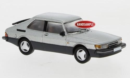 PCX87 Saab 900 Turbo (1986) silber (870120)