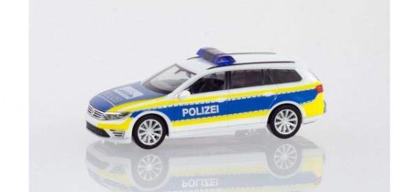 """Herpa VW Passat Variante GTE """"Polizei Gifhorn"""" (Sondermodell Norden)"""