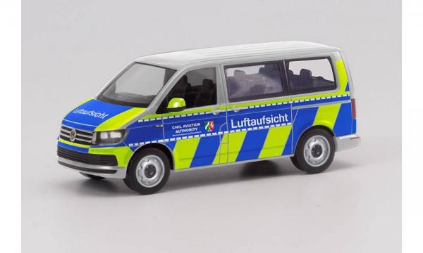 """Herpa VW T6 Bus """"Civil Aviation Authority / Luftaufsicht"""" (096188)"""