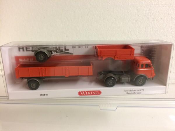 Wiking Henschel HS 165 TS Baustoffwagen