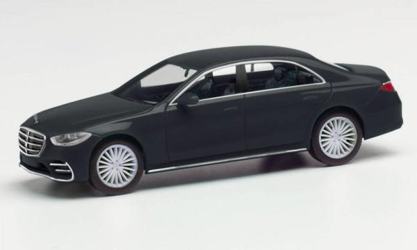 Herpa: Mercedes-Benz S-Klasse schwarz (420907)