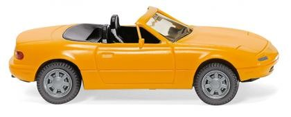 Wiking Mazda MX5 melonengelb (018806)