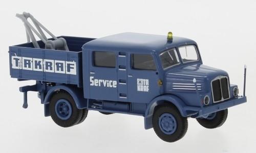 """Brekina IFA S 4000-1 Abschleppwagen """"TAKRAF"""" (71760)"""