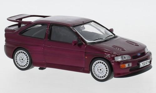 IXO Ford Escort RS Cosworth (1994) lila-met. Monte Carlo Edition(CLC384)