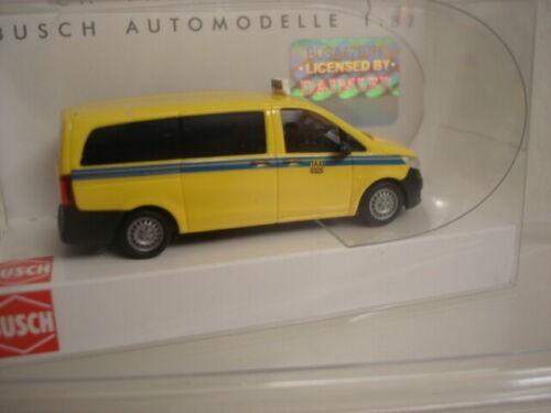 """Mercedes Vito """"Taxi Portugal"""" (51128)"""