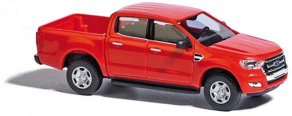 Busch Ford Ranger Pick-up rot (52801)