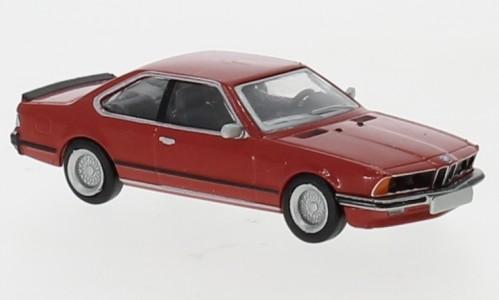 Brekina BMW 635i (1977) rot (24350)