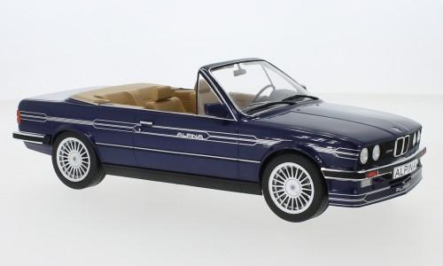 MCG BMW Alpina C2 2.7 Cabriolet (1986) d´blau-met./Dekor Basis BMW E30 (18224)