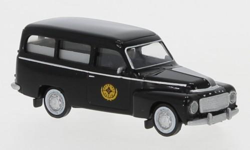"""Brekina: Volvo Duett Kombi (1954) """"Räddningskaren"""" (29326)"""