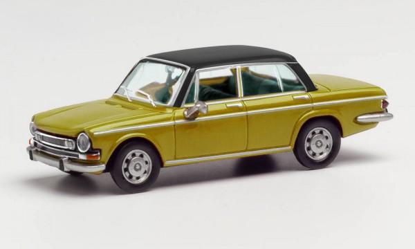 Herpa: Simca 1301 Special gold/schwarz (430746)