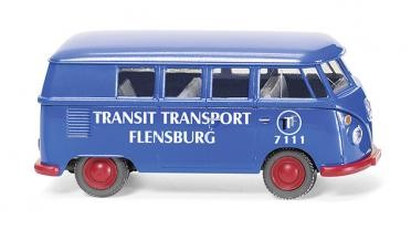 """Wiking VW T1 Bus """"Transit Transport"""" (079731)"""