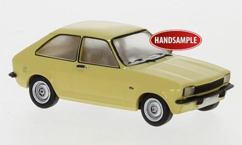 PCX87 Opel Kadett C City J (1975) hellgelb (870240)