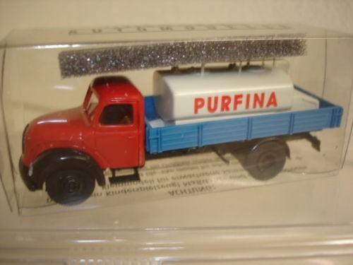 """Magirus Mercur m. Aufsatz-Tank """"Purfina"""" (42260)"""