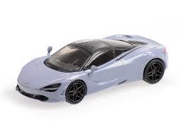 Minichamps: McLaren 720 S ceramic grau (870178722)