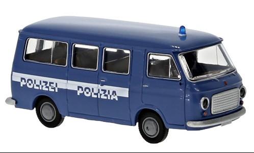 "Brekina Fiat 238 Bus ""Polizia/Polizei"" aus Südtirol (34414)"