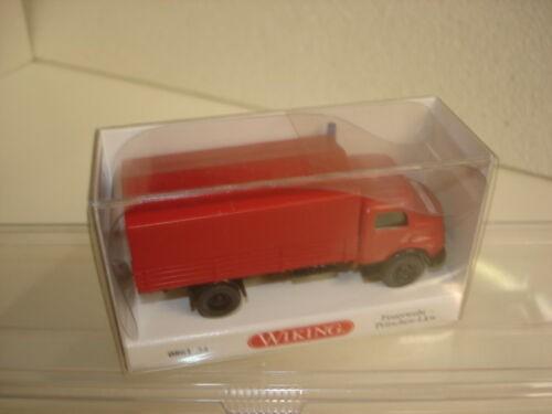 """Mercedes Kurzhauber Pr.-LKW """"Feuerwehr"""" (086134)"""