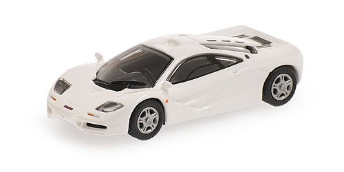 Minichamps McLaren F1 Roadcar weiß (870133822)