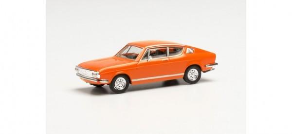 Herpa: Audi 100 ® Coupé S orange (023702-002)