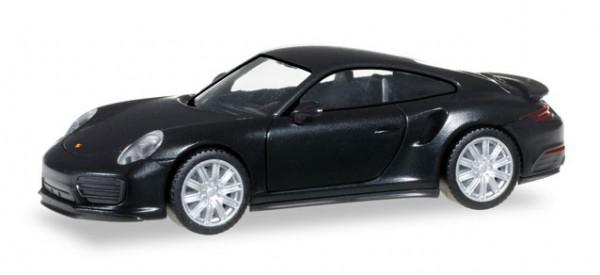 Porsche 911 Turbo schwarz (028615)