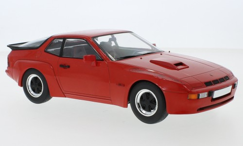 MCG Porsche 924 Carrera GT (1981) rot (18196)