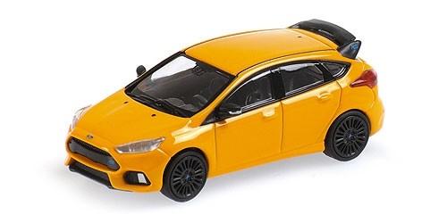 Minichamps Ford Focus RS orange SHMEE150 (870087205)
