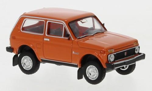 Brekina: Lada Niva (1976) orange (27241)