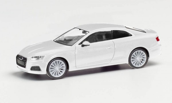 Herpa: Audi A5 ® Coupé ibisweiß (028660-002)