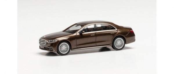 Herpa: Mercedes S-Klasse gold marmoriert (945622)